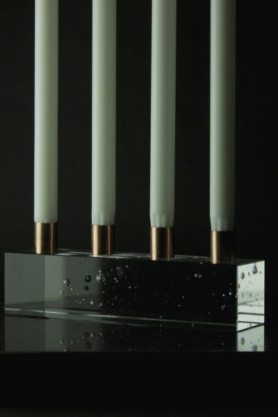 candle holder for four candles