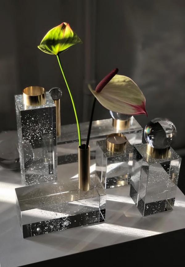 glass vase baibaglass